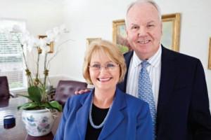 Brenda and Robin Lloyd featured in Vero Beach 32963
